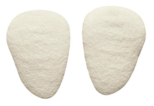 (Metatarsal Pads, Metatarsal Foot Pads for Pain Relief, Mortons Neuroma Pads Felt - Small,1/4