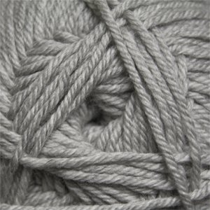 (Cascade Yarn - 220 Superwash Merino - Silver Heather 26)