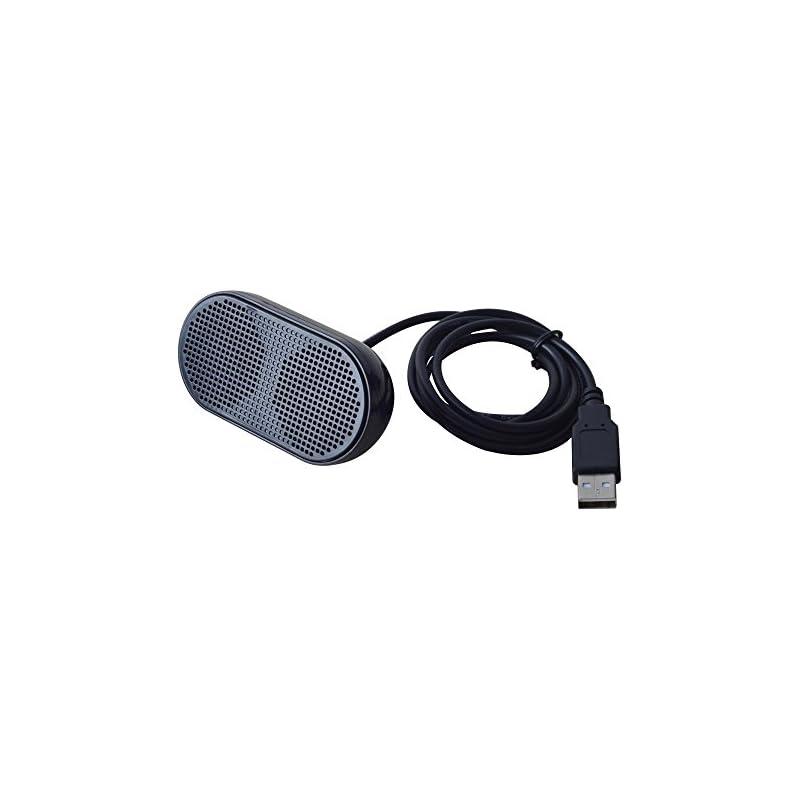 HONKYOB USB Mini Speaker Computer Speake