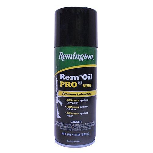 18919 Remington Accessories, Remington Oil Pro 3, Premium Lube & Protection, 10 oz Aerosl