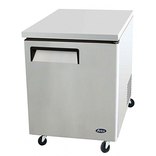 ATOSA USA MGF8401 Stainless Steel Undercounter 27-Inch On...