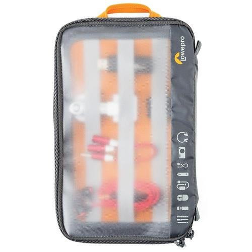 Lowepro GearUp Case for Digital Devices and Cables, Large