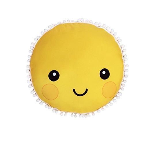Creative Plush Toys Cushion Children's Room Decoration Pillow (Sun) (Sun Pillow)