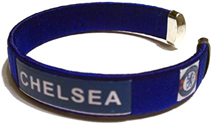 Chelsea Silicone Wristband Official Football Club Wrist Band