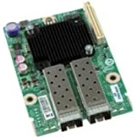 Intel 10 Gigabit Dual Port X540-BT2 I/O Module Network Adapter AXX10GBTWLIOM