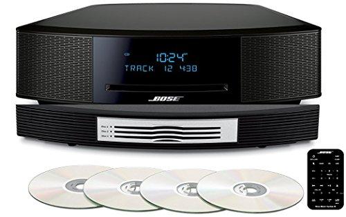 Bose Wave Music System Iv Bundle With Bose Wave Multi Cd