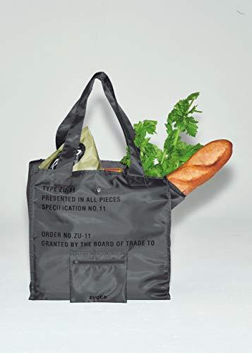 ZUCCa Shopping Bag Book - Gray 画像 B
