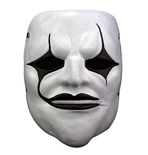 Gmasking 2015 Resin Joey Jim Root Cosplay Mask White]()