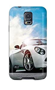 Cute Tpu Jeremy Myron Cervantes Alfa Romeo Black Car Model Desktop Case Cover For Galaxy S5