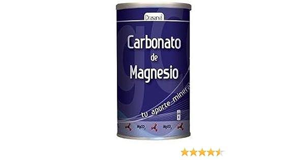 Carbonato de Magnesio 200 gr de Drasanvi: Amazon.es: Salud y cuidado personal