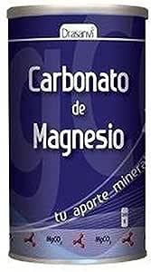 Carbonato de Magnesio 200 gr de Drasanvi