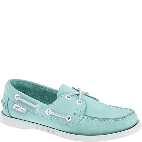 Sebago Docksides, Women's Boat Shoes Aqua