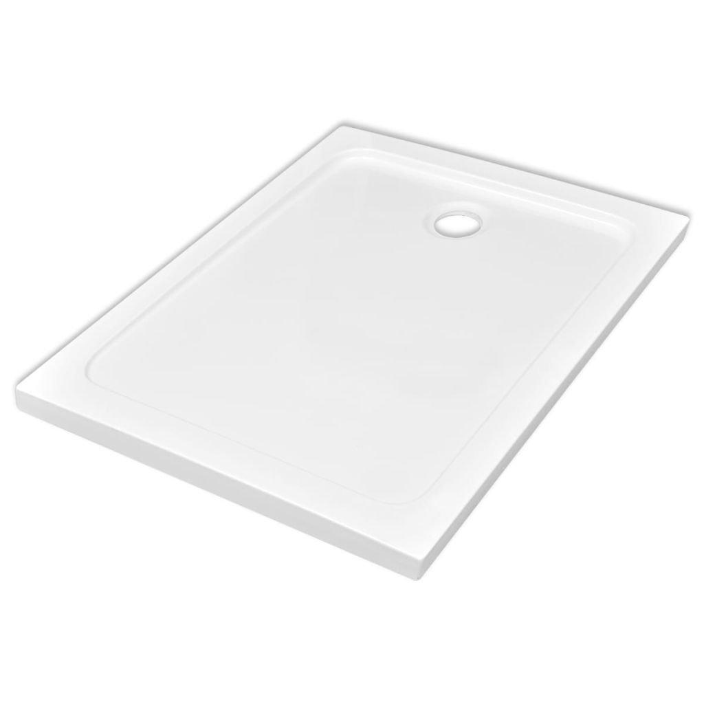 80x110 cm Bianco