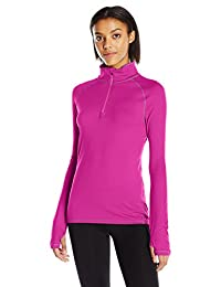 Hanes Womens Sport Performance Fleece Quarter Zip Pullover