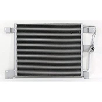 4379 Condenser For Jeep Grand Cherokee 93-98 Wagoneer 93 4.0 L6 5.2 V8