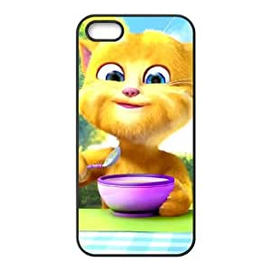 Talking Ginger, a cat iPhone 4 4s Cell Phone Case Black YMM