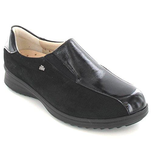 Finn Comfort Girona Negro - negro