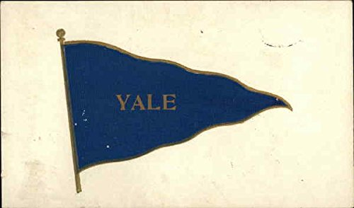 Yale Pennant New Haven, Connecticut Original Vintage for sale  Delivered anywhere in USA