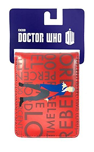 Doctor Who Rebel Time Lord Bi-Fold Wallet