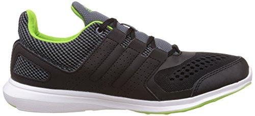 adidas hyperfast 2.0 k - Scarpe da ginnastica da Bambini, taglia 28, colore Nero