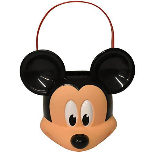 Mickey Mouse Medium Figural Bucket (PTI Group, Inc.) for $<!--$1.12-->