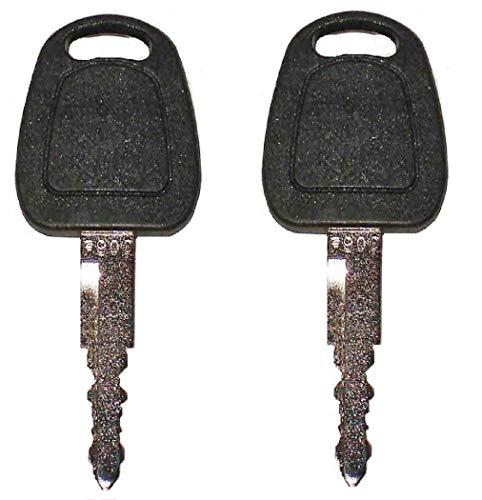 5 Keys For Doosan Bobcat E80 F900 Excavator # K1009605 Daewoo Terex D100