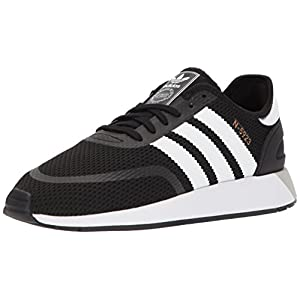 adidas Originals Men's N-5923 Sneaker, Core Black, Ftwr White, Grey One Fabric, 8 M US
