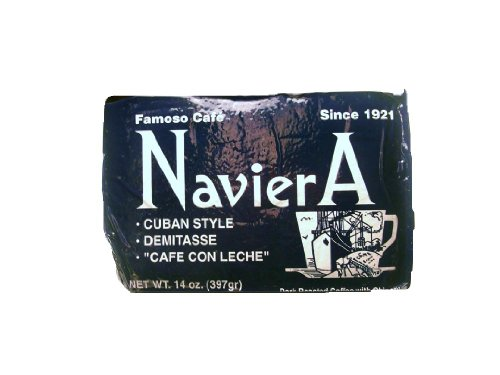 Naviera Cuban Style Dark Roasted Coffee 14 Oz