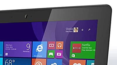 "2016 Newest Lenovo Flex 3 11.6"" Convertible TouchScreen 2-in-1 Laptop (Tablet) - Intel Celeron Dual-Core Processor up to 2.16GHz, 4GB RAM, 500GB HDD, Wireless AC, Bluetooth, HDMI, Webcam, Windows 10"