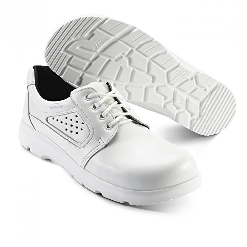 Brg Sra Toe Perforation With White Optimax And S1 Sneakers Steel 191 Lace up w0q0RaXxvz