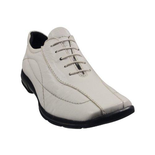 Kevin Stahl 30288-405 Damen Schuhe Premium Qualität Schnürer Weiß (weiss)