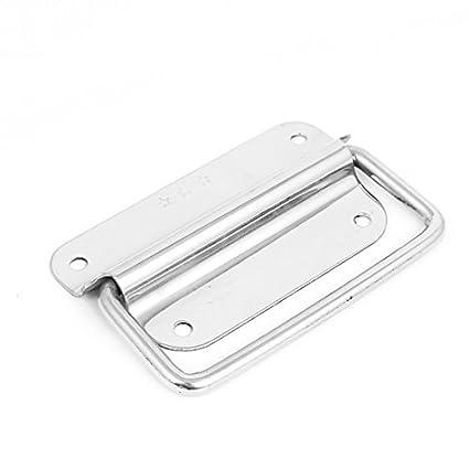 Puerta plegable de acero inoxidable eDealMax Muebles cajón ...