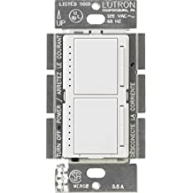 Lutron MA-L3L3 Dual Switch Dimmer