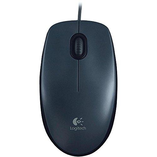 Mouse Logitech M90 USB Preto - 910-004053