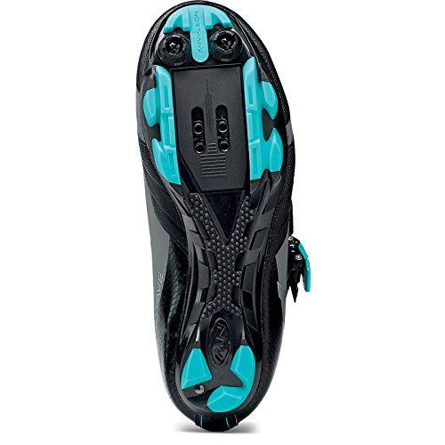 Chaussures de Sparkle 2SRS Bleu Gris 2018 vélo VTT femme Northwave pour wPCETw