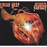 Uriah Heep - Return To Fantasy - Castle Communications - CLACD 175