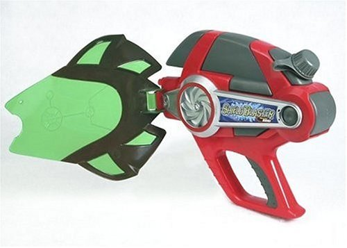 UPC 027084077100, Shield Blaster 1000 - Red