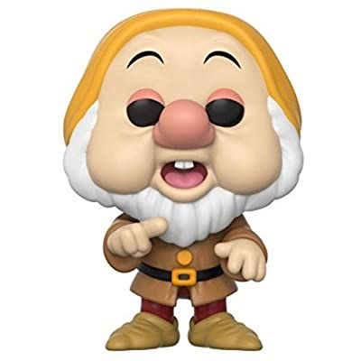Funko Pop Disney: Snow White - Sneezy Collectible Vinyl Figure: Funko Pop! Disney:: Toys & Games