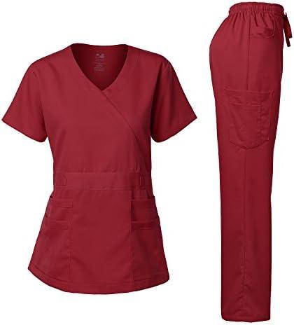 Dagacci Medical Uniform Womens Stretch