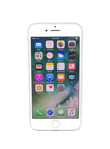 Apple iPhone 7 Plus Unlocked Phone 32 GB - International Version (Silver)