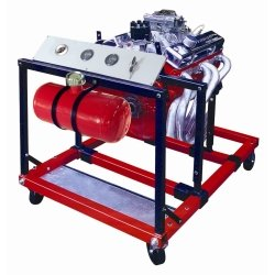 Larin Mets-1 Mobile Engine Testing Station by Larin