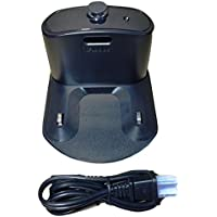 Roomba Integrated Home Base Charger 500, 600, 700, 800, 900 Series 220v 240v 4415878 870 880 861 980