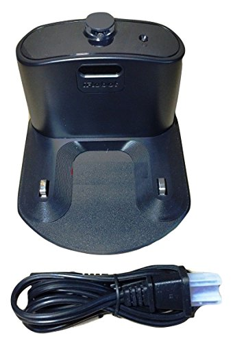Roomba Integrated Home Base Charger 500, 600, 700, 800, 900 Series 220v 240v 4415878 870 880 861 980]()