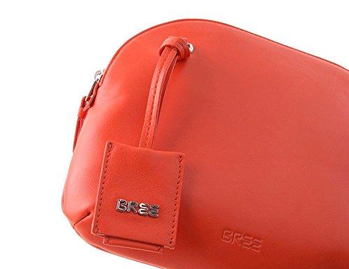 BREE Damen Fantastic 5 Umhängetaschen, 20x23x2 cm Orange (Burnt Orange 120)