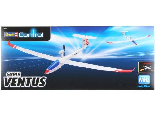 yukikax imagesize:500x375 7 Revell Control Radio Control 2CH MHZ Glider Ventus: Amazon.co.uk: Toys &  Games