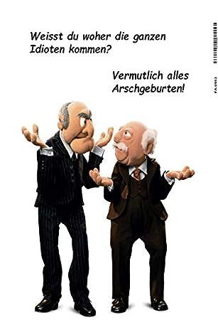 Schatzmix Waldorf Und Statler Muppets Weisst Du Woher Die Ganzen