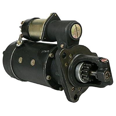 DB Electrical SDR0139 Starter For Caterpillar 12G /Champion 720 720A 726A 730 730A 736A /CLARK 75C /Cummins Engines C Series 8.3 8.3L, V Series 6.2 6.2L /Lister Petter HR4 HR6 S6 /Waukesha F-817G: Automotive