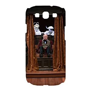 Samsung Galaxy S3 I9300 Phone Case White Christmas Carol MG671081