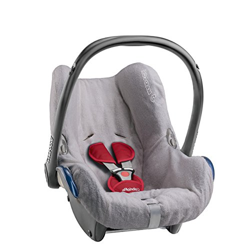 Maxi-Cosi Cabriofix Car Seat Summer Cover (Cool Grey) by Maxi-Cosi