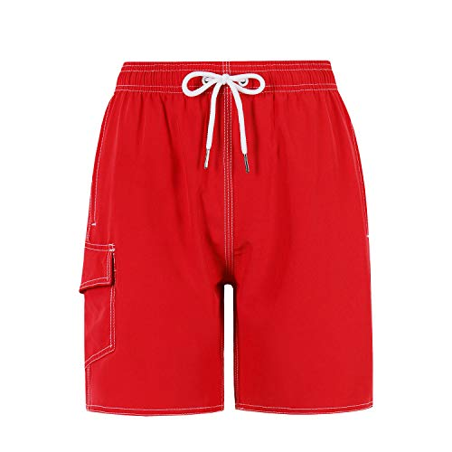 Milankerr Big Boys' Swim Trunks ()